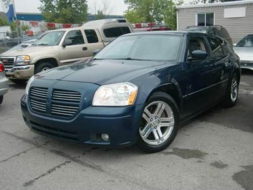 2006 dodge magnum r t es 5 7l hemi v8 auto for sale in ottawa ontario. Black Bedroom Furniture Sets. Home Design Ideas