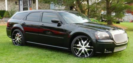 2007 Dodge Magnum 3.5L V6 For Sale in Rochester, New York ...