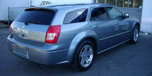 2007 dodge magnum sxt 4 dr wagon for sale in vancouver bc canada. Black Bedroom Furniture Sets. Home Design Ideas