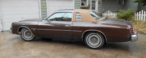 1978 dodge magnum t top 360 v8 auto for sale in livingston montana. Black Bedroom Furniture Sets. Home Design Ideas