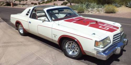 1978 dodge magnum xe gt clone t top for sale by owner in tempe arizona. Black Bedroom Furniture Sets. Home Design Ideas