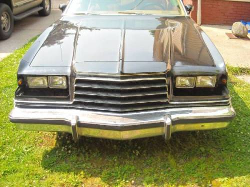 1979 Dodge Magnum XE 318 V8 Auto Project For Sale in ...