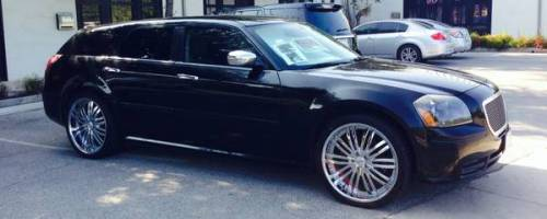 2006 Dodge Magnum V6 2 7l For Sale By Owner In Ne San