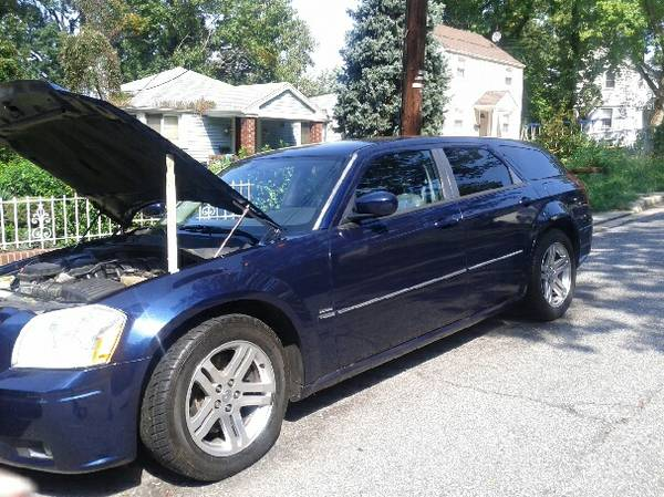 2005 dodge magnum 5 7l hemi for sale in bladensburg maryland. Black Bedroom Furniture Sets. Home Design Ideas