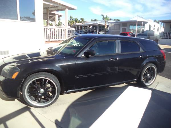 Craigslist Mohave County Az >> 2006 Dodge Magnum Wagon V6 Auto For Sale in Mohave County