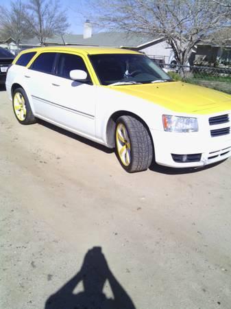 2008 Dodge Magnum V6 Auto For Sale In Victorville California