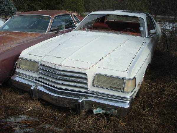 1978 dodge magnum 318 parts only car for sale in colville washington. Black Bedroom Furniture Sets. Home Design Ideas