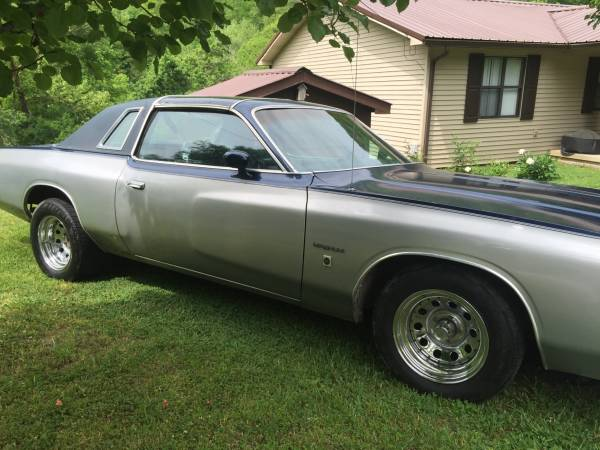 1979 dodge magnum 318 auto for sale in eastern kentucky. Black Bedroom Furniture Sets. Home Design Ideas