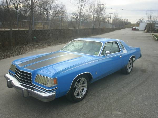 1978 dodge magnum 360 v4 auto for sale in cedar rapids iowa. Black Bedroom Furniture Sets. Home Design Ideas