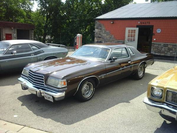 1978 dodge magnum xe 400ci v8 auto for sale in excelsior minnesota. Black Bedroom Furniture Sets. Home Design Ideas