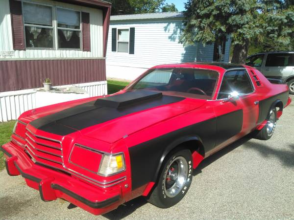 1979 dodge magnum xe 360 v8 auto for sale in greenville south carolina. Black Bedroom Furniture Sets. Home Design Ideas