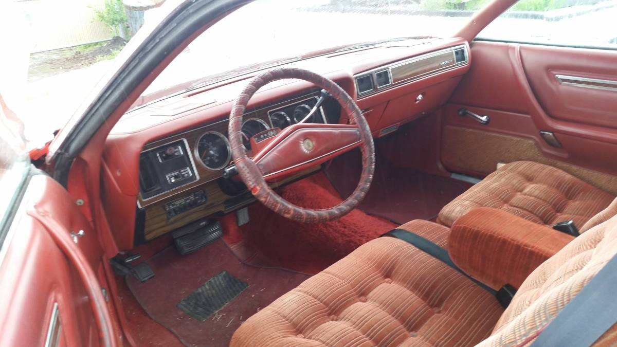 1978 Dodge Magnum Xe Automatic For Sale In Spokane Washington