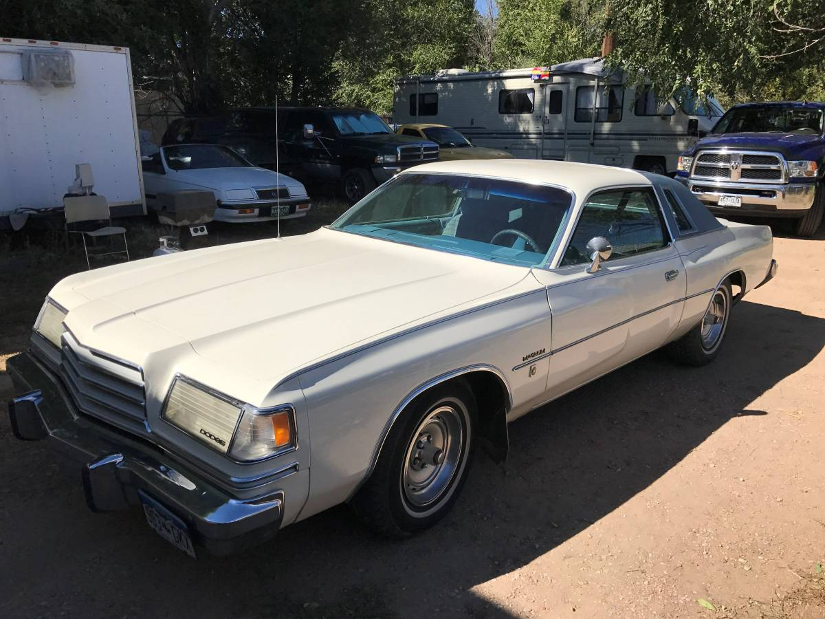 1978 dodge magnum xe 360 v8 for sale in colorado springs colorado. Black Bedroom Furniture Sets. Home Design Ideas