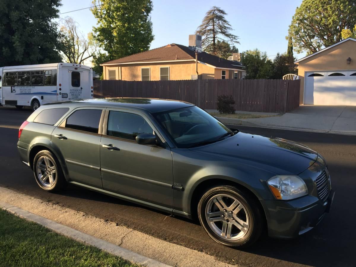Cold Lake Dodge >> 2005 Dodge Magnum RT 5.7L Hemi V8 For Sale in Tarzana, California