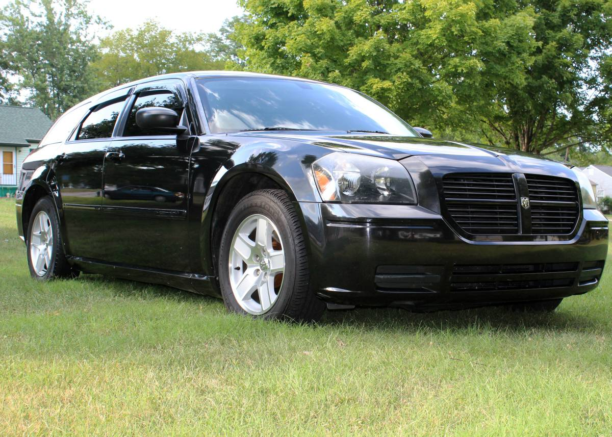 2006 Dodge Magnum Wagon V6 For Sale In Knoxville Tennessee