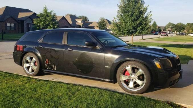2007 Dodge Magnum R/T 8 cylinder For Sale in Rogers, Arkansas