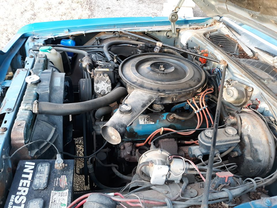 1979 Dodge Magnum 360 Automatic For Sale in Salina, KS