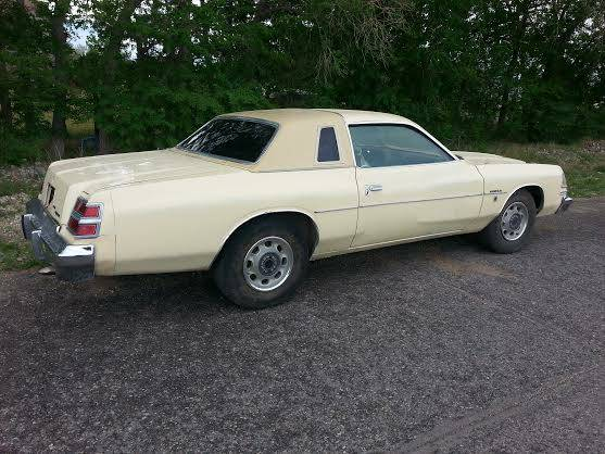 1979 Dodge Magnum XE 360 V8 Auto For Sale in Helena ...