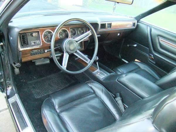 1979 interior xe sf bay area dodge magnum