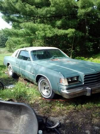 1979 Dodge Magnum For Sale: XE, GT - US, Canada Used Car ...