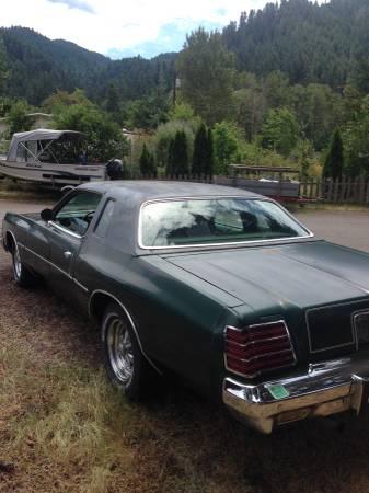 1978 Dodge Magnum Automatic For Sale in Eugene, Oregon