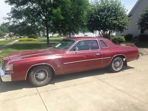 1979 Dodge Magnum 318 V8 Auto For Sale in Akron, Ohio