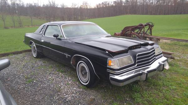 1978 Dodge Magnum 360 V8 Automatic For Sale in Baltimore ...
