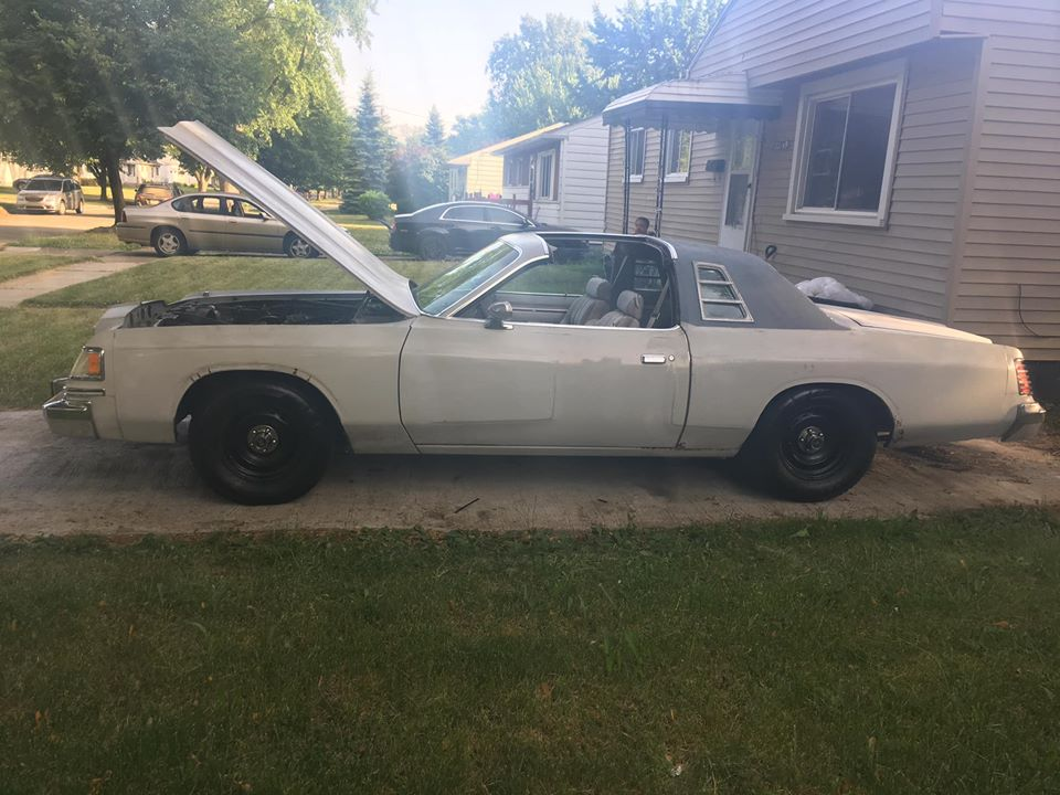 1978 Dodge Magnum XE 318 Automatic For Sale in Warren, MI